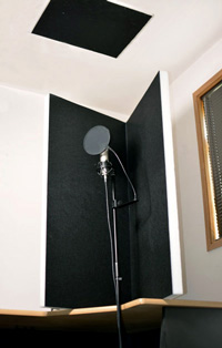 nz acoustics studio acoustic isolation gobos